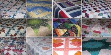 Quilts at Terra Sancta